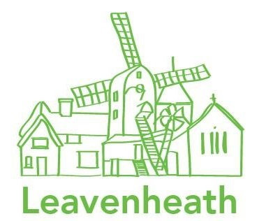 Leavenheath Neighbourhood Plan logo